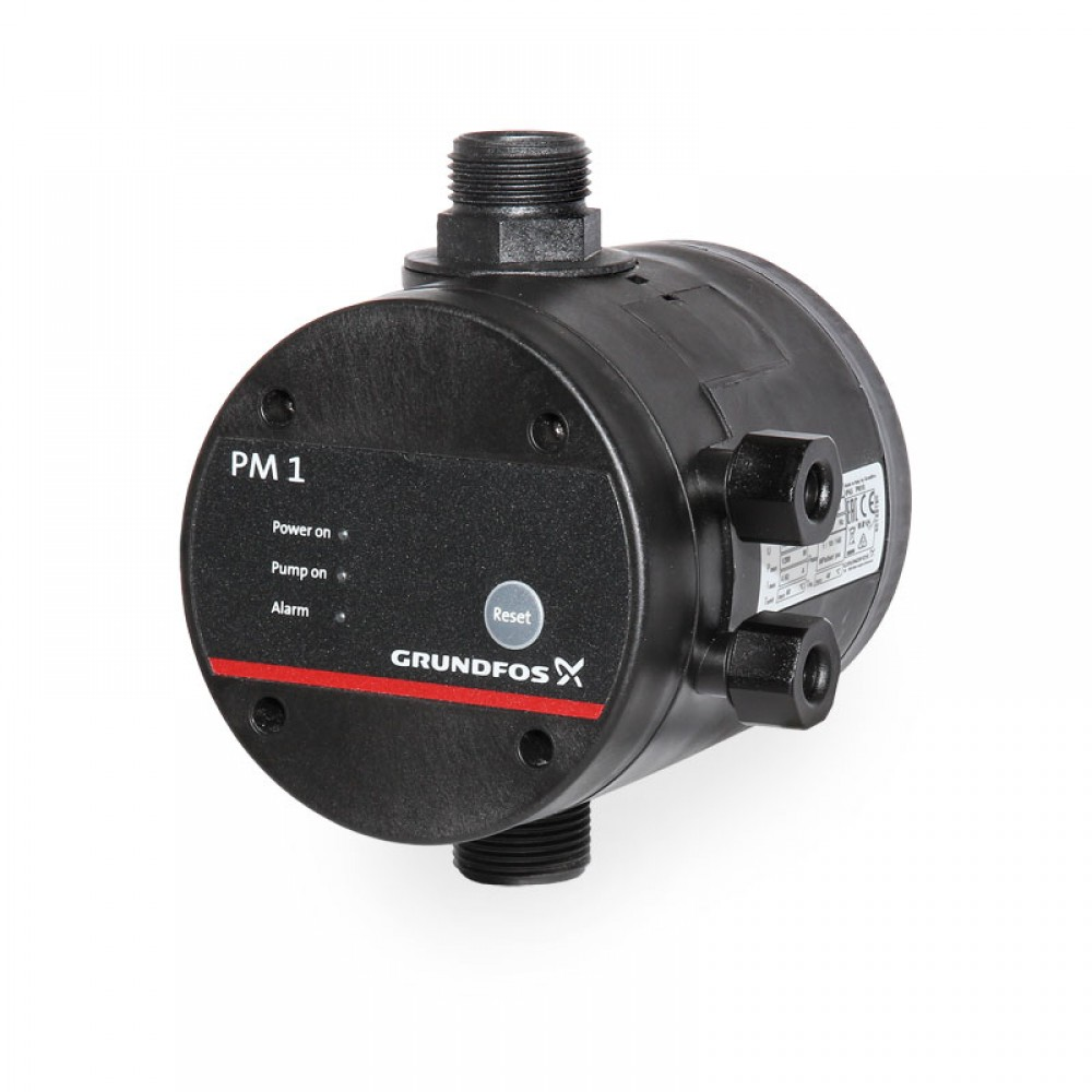 Automatic for residential water pumps