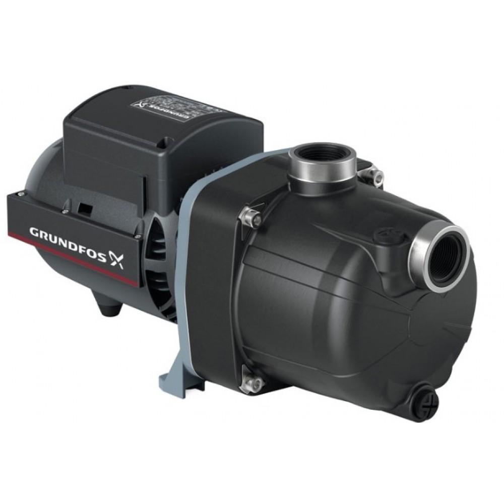 Grundfos Self priming water pump JPC 4-47 /  0.8 Horsepower