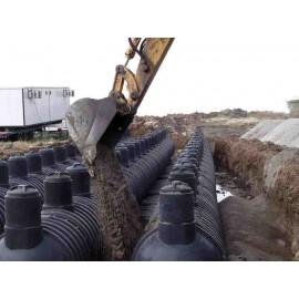 Alzamil Underground Tank Capacity 50,000 Ltr